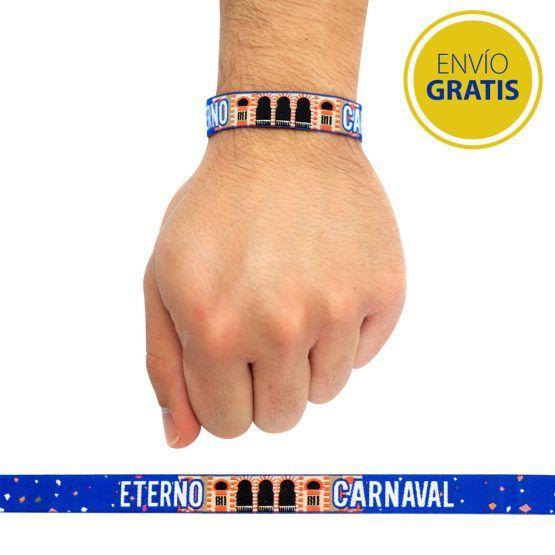 pulsera eterno carnaval de cadiz