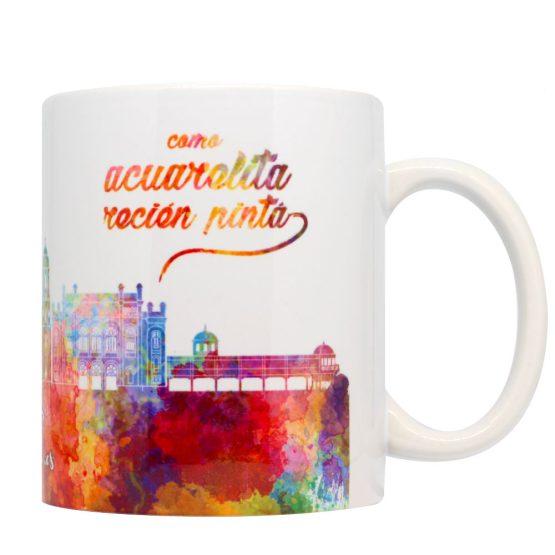 taza carnaval de cadiz