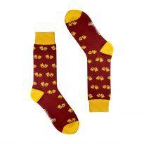 calcetines mascaras carnaval de cadiz