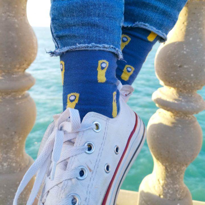 calcetines pitos carnaval de cadiz