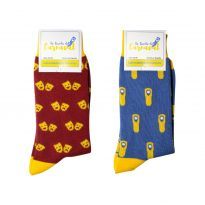 calcetines carnaval de cadiz