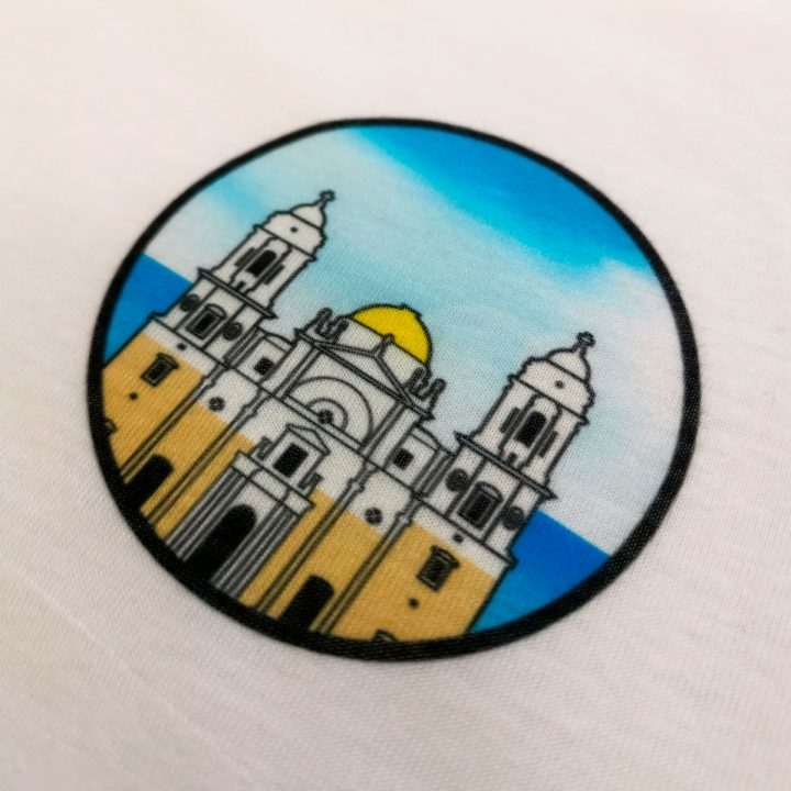 camiseta catedral cadiz