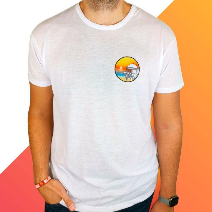 camiseta balneario la caleta