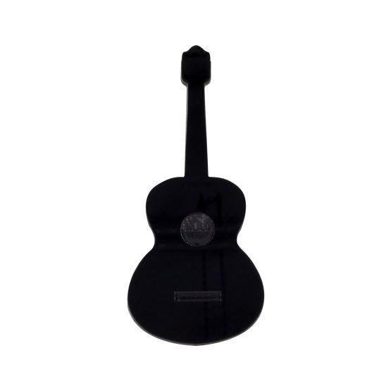 iman guitarra negra