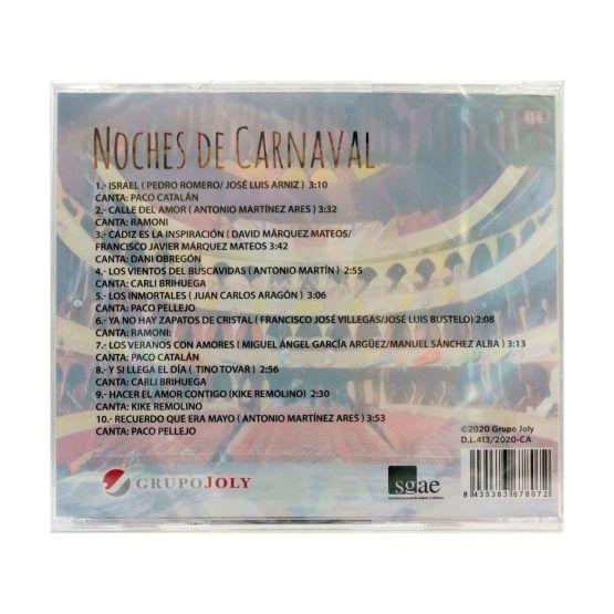 cd noches de carnaval
