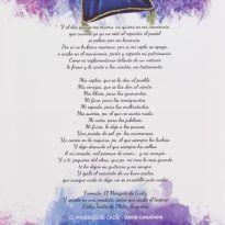 cuadro lienzo testamento marques de cadiz