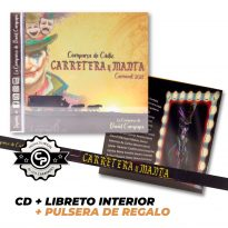 cd comparsa carretera y manta