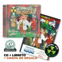 cd chirigota chernobyl el musical